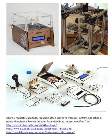 Open Source Microscope